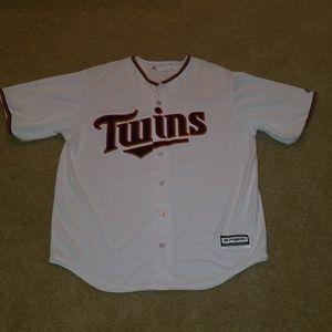 Minnesota Twins (Hunter) Jersey